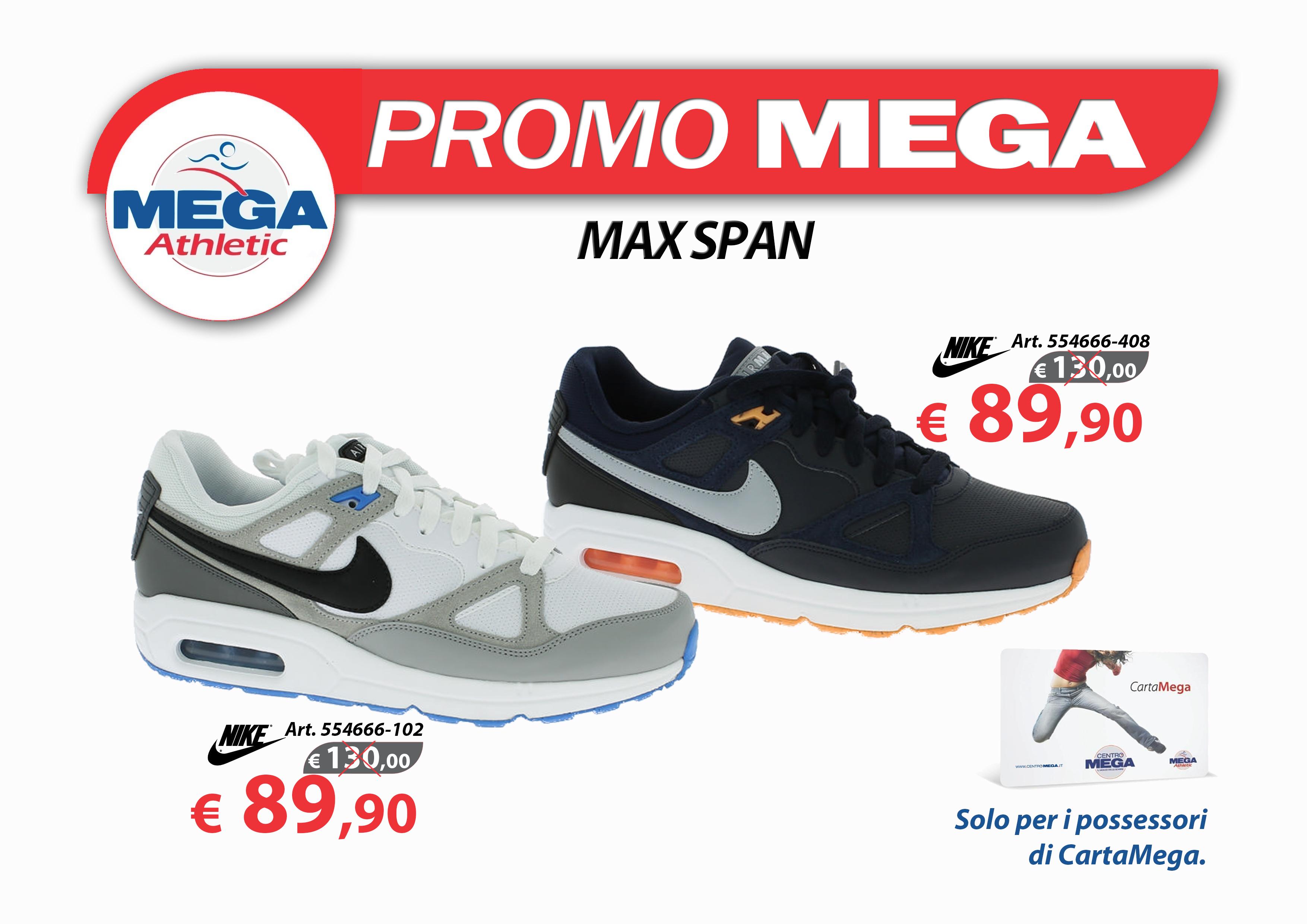 Offerte Carta Mega MAX SPAN