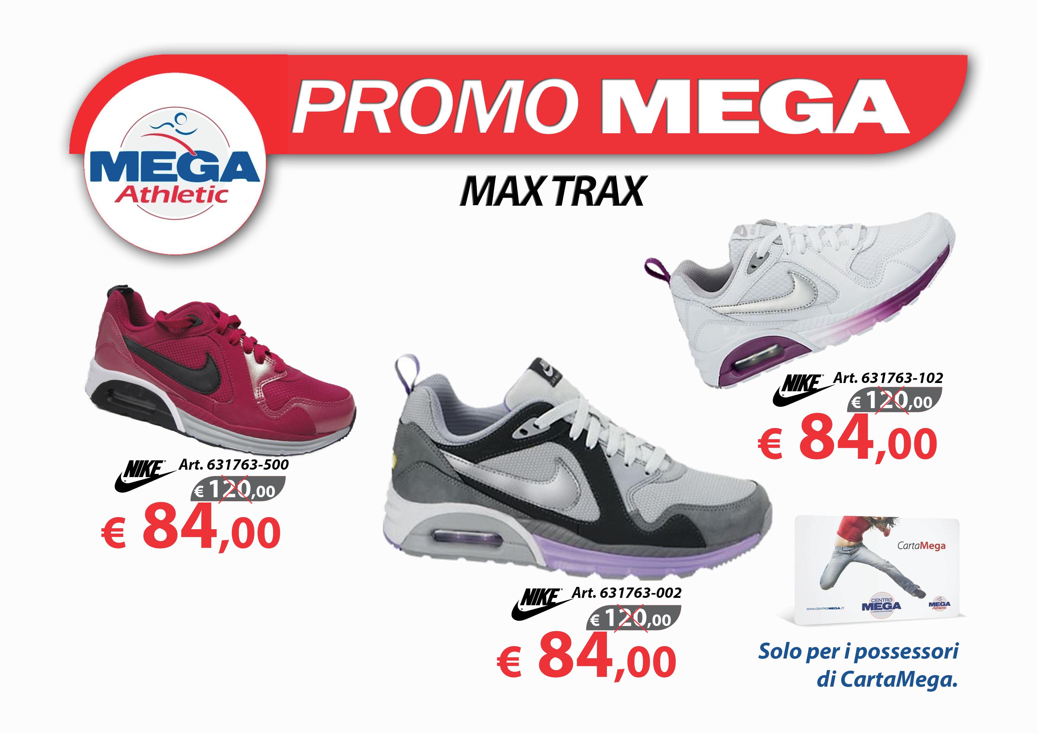 Offerte Carta Mega MAX TRAX WOM
