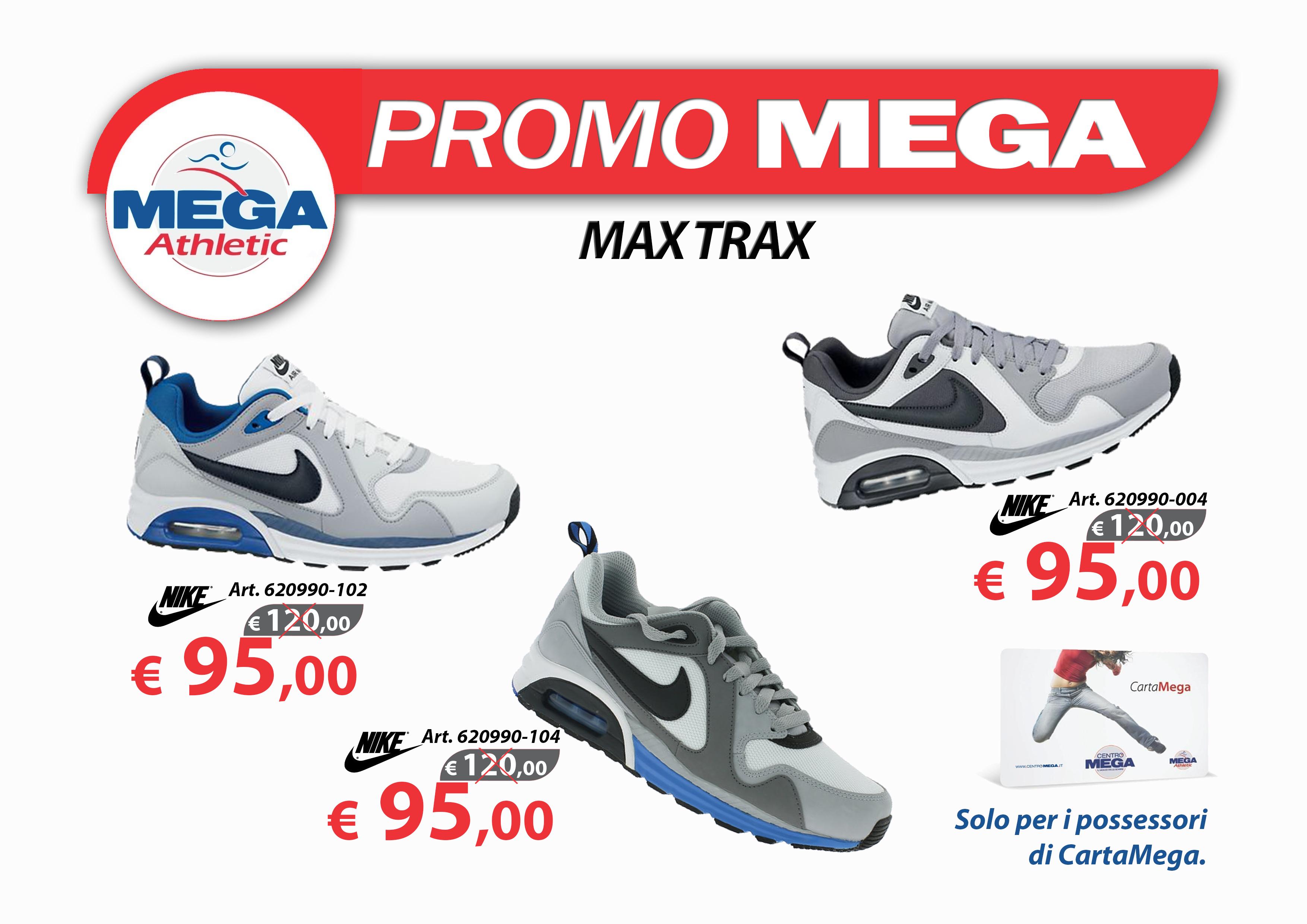 Offerte Carta Mega MAX TRAX