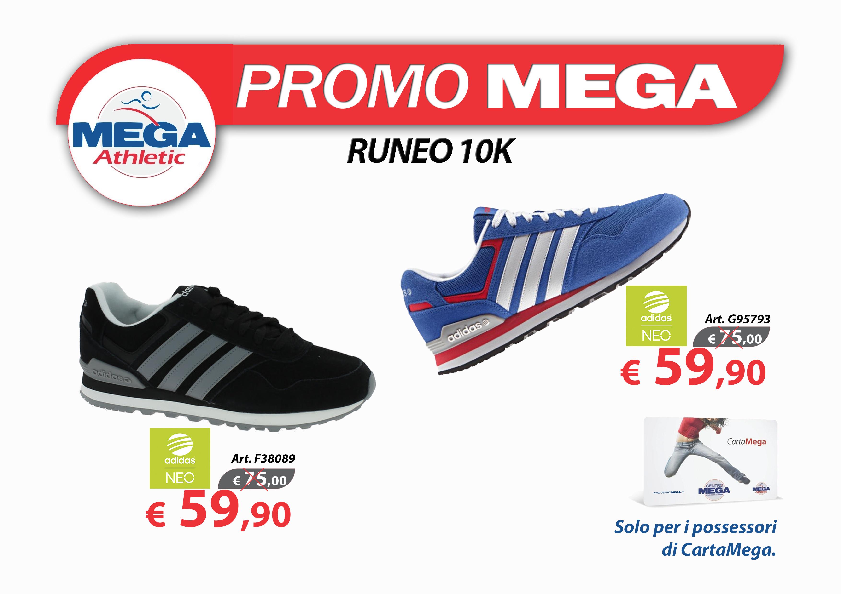 Offerte Carta Mega RUNEO 10K