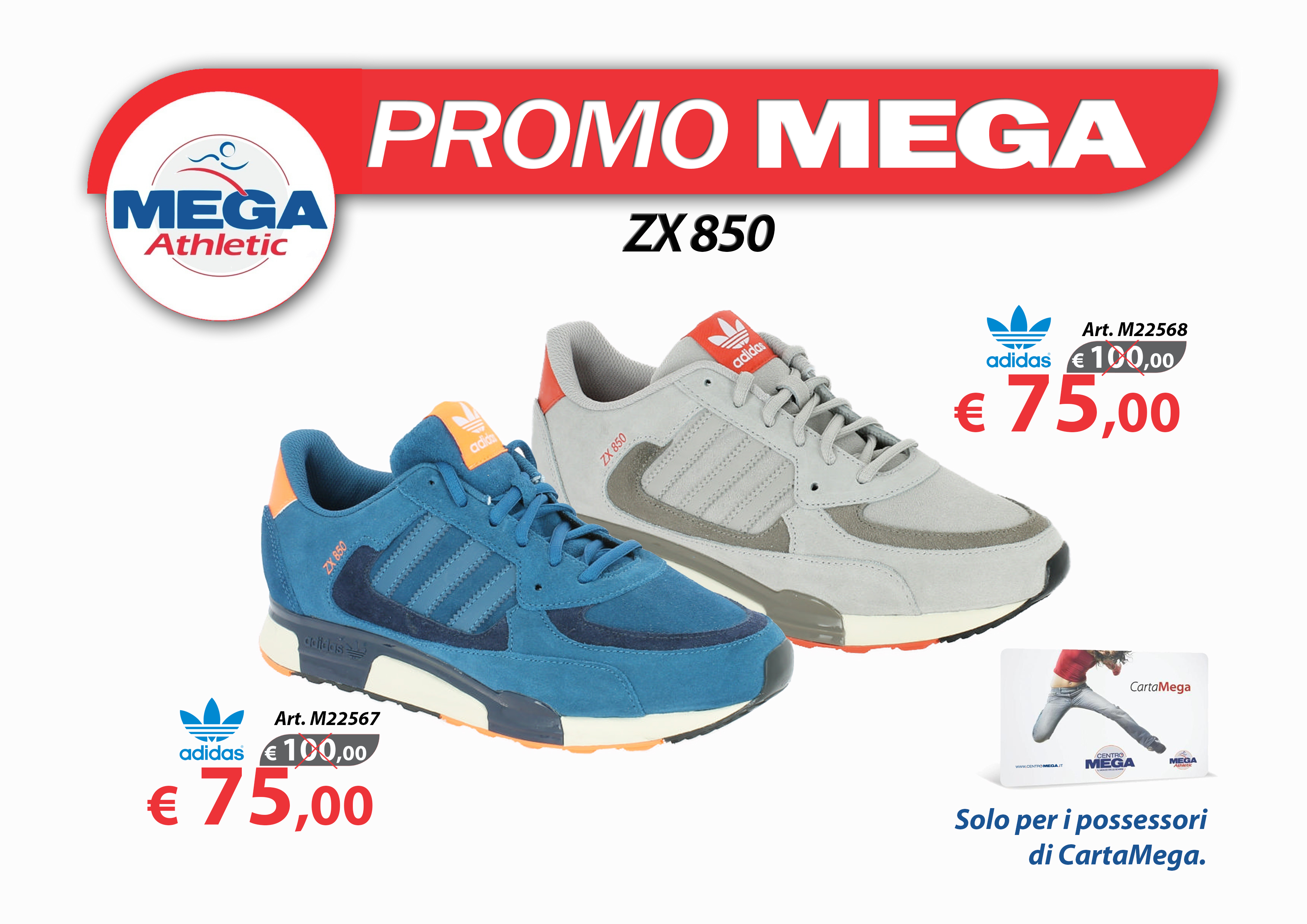 Offerte Carta Mega ZX 850